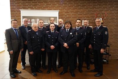 Jahreshauptversammlung der FF Warpe-Windhorst