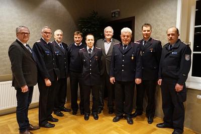 Jahreshauptversammlung der FF Eystrup