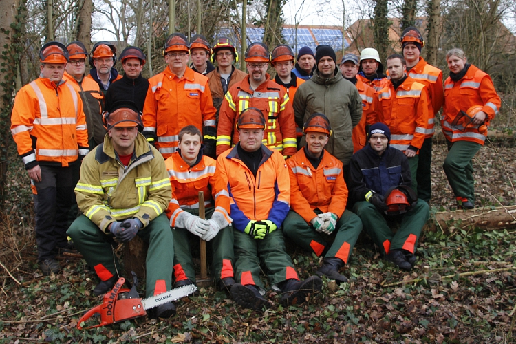 2019-02-09 Bild-1©Uwe Witte, Feuerwehrpressesprecher SG Mittelweser
