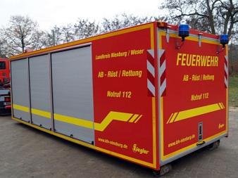 AB Rüst/Rettung_1©Kreisfeuerwehrverband Nienburg