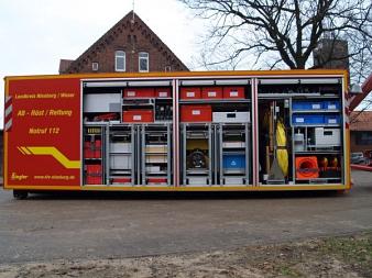 AB Rüst/Rettung_2©Kreisfeuerwehrverband Nienburg