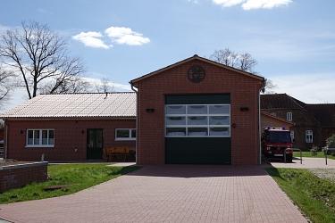 Anderten Feuerwehrhaus©Kreisfeuerwehrverband Nienburg