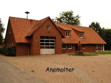 Anemolter Feuerwehrhaus©Kreisfeuerwehrverband Nienburg