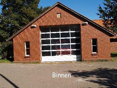 Binnen Feuerwehrhaus©Kreisfeuerwehrverband Nienburg