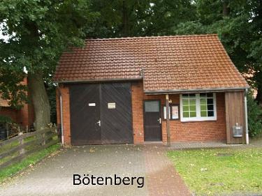 Bötenberg Feuerwehrhaus©Kreisfeuerwehrverband Nienburg