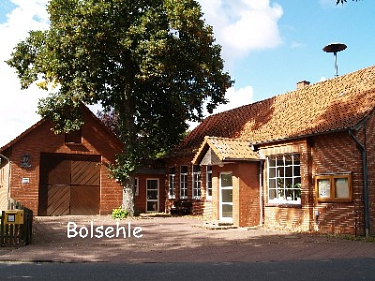 Bolsehle Feuerwehrhaus©Kreisfeuerwehrverband Nienburg