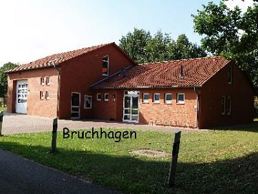 Bruchhagen Feuerwehrhaus©Kreisfeuerwehrverband Nienburg