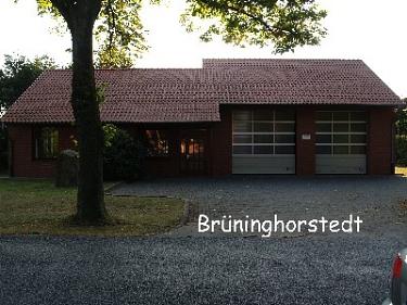 Brüninghorstedt Feuerwehrhaus©Kreisfeuerwehrverband Nienburg