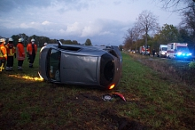 Diepenau 20201112 Unfall