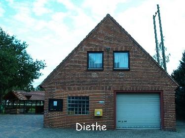 Diethe Feuerwehrhaus©Kreisfeuerwehrverband Nienburg