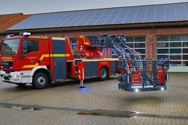 DLK Liebenau_1©Malte Huguenin - Feuerwehr Liebenau