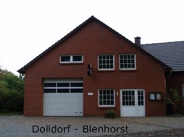 Dolldorf-Blenhorst Feuerwehrhaus©Kreisfeuerwehrverband Nienburg
