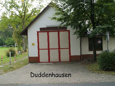 Duddenhausen Feuerwehrhaus©Kreisfeuerwehrverband Nienburg