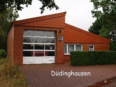 Düdinghausen Feuerwehrhaus©Kreisfeuerwehrverband Nienburg