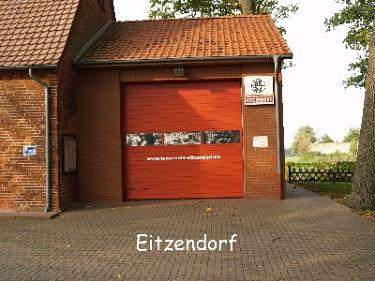 Eitzendorf Feuerwehrhaus©Kreisfeuerwehrverband Nienburg