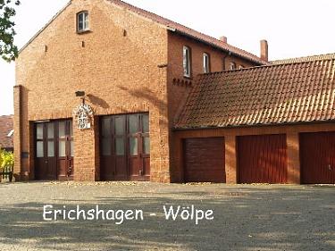 Erichshagen Feuerwehrhaus©Kreisfeuerwehrverband Nienburg