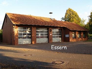 Essern Feuerwehrhaus©Kreisfeuerwehrverband Nienburg