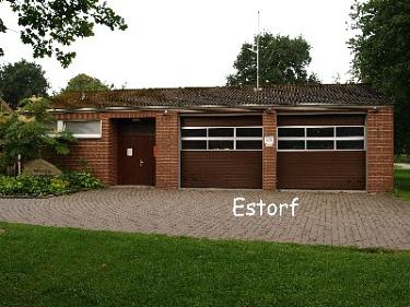 Estorf Feuerwehrhaus©Kreisfeuerwehrverband Nienburg
