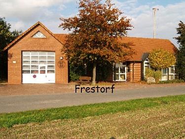 Frestorf Feuerwehrhaus©Kreisfeuerwehrverband Nienburg