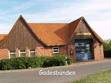 Gadesbünden Feuerwehrhaus©Kreisfeuerwehrverband Nienburg