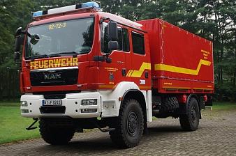 GW-Dekon/P _1©Kreisfeuerwehrverband Nienburg
