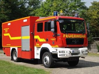 GW Logistik Münchehagen_1©Kreisfeuerwehrverband Nienburg