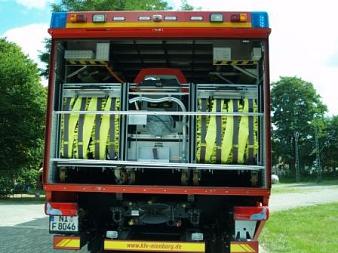 GW Logistik Münchehagen_2©Kreisfeuerwehrverband Nienburg