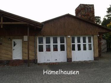 Hämelhausen Feuerwehrhaus©Kreisfeuerwehrverband Nienburg