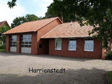Harrienstedt Feuerwehrhaus©Kreisfeuerwehrverband Nienburg