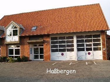 Haßbergen Feuerwehrhaus©Kreisfeuerwehrverband Nienburg
