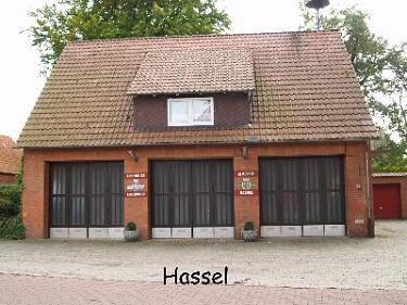 Hassel Feuerwehrhaus©Kreisfeuerwehrverband Nienburg