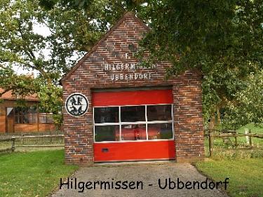 Hilgermissen-Ubbendorf Feuerwehrhaus©Kreisfeuerwehrverband Nienburg