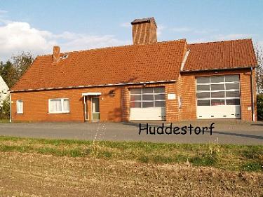 Huddestorf Feuerwehrhaus©Kreisfeuerwehrverband Nienburg