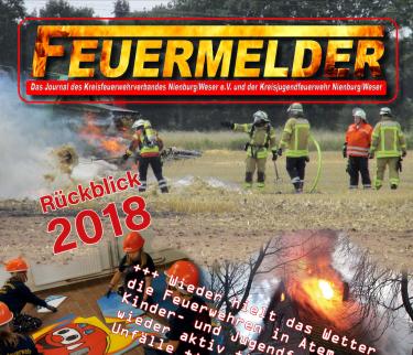 Image Feuermelder 2018©Marc Henkel, Pressesprecher der FF Stadt Nienburg/Weser und der Kreisfeuerwehr Nienburg/Weser