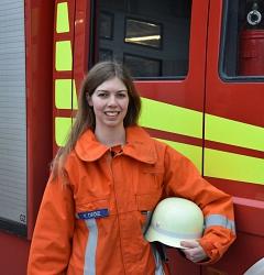 Katharina Dröge©Ralf Tiedemann, Feuerwehrpresseteam SG Uchte