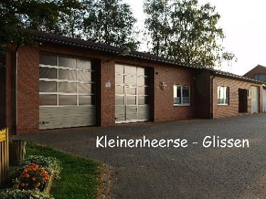 Kleinheerse-Glissen Feuerwehrhaus©Kreisfeuerwehrverband Nienburg