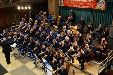 Kreisfeuerwehrmusik©Kreisfeuerwehrverband Nienburg
