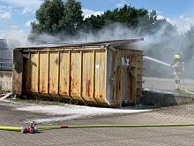 Landesbergen_20210707_Containerbrand_1