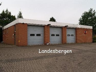 Landesbergen Feuerwehrhaus©Kreisfeuerwehrverband Nienburg
