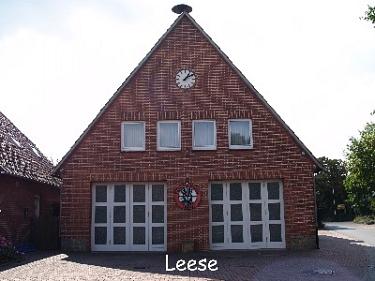 Leese Feuerwehrhaus©Kreisfeuerwehrverband Nienburg