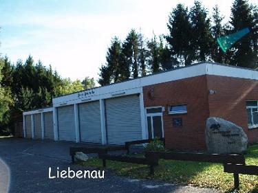 Liebenau Feuerwehrhaus©Kreisfeuerwehrverband Nienburg