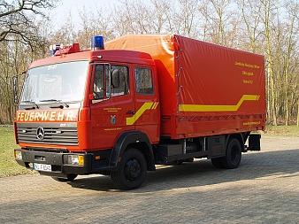 LKW-Versorgungstrupp_1©Kreisfeuerwehrverband Nienburg