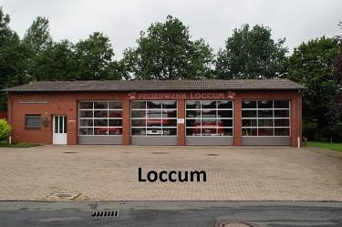 Loccum Feuerwehrhaus neu©Kreisfeuerwehrverband Nienburg