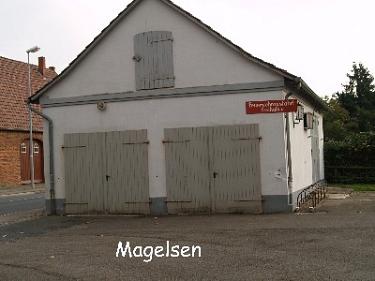 Magelsen Feuerwehrhaus©Kreisfeuerwehrverband Nienburg