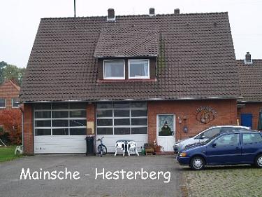Mainsche- Hesterberg Feuerwehrhaus©Kreisfeuerwehrverband Nienburg