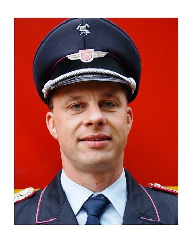 stellv. Gemeindebrandmeister Mark-Henrik Mühlenfeld©Kreisfeuerwehr Nienburg