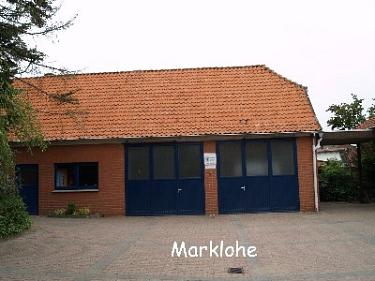 Marklohe Feuerwehrhaus©Kreisfeuerwehrverband Nienburg