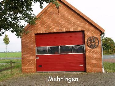 Mehringen Feuerwehrhaus©Kreisfeuerwehrverband Nienburg