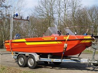 Mehrzweckboot MZB_1©Kreisfeuerwehrverband Nienburg