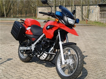 Motorrad (Krad)_1©Kreisfeuerwehrverband Nienburg
